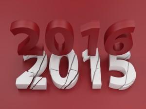 Adiós 2015, bienvenido 2016