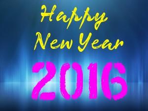Te Felicito el Año Nuevo 2016