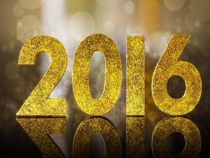 El Nuevo Año 2016 vestido de fiesta