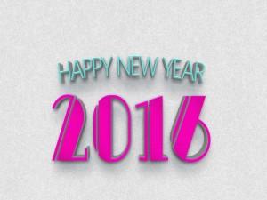 Les deseo un Feliz Año Nuevo 2016