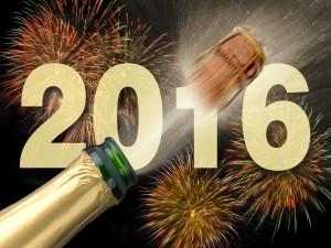 Festejando el Año Nuevo 2016