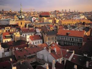 Vista de Praga (República Checa)