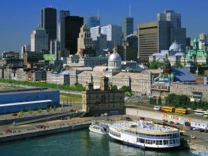 Puerto de Montreal (Quebec, Canadá)