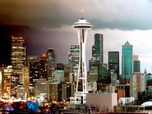 Nubes dobre Seattle