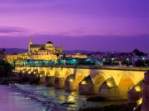 Puente romano de Córdoba (España)