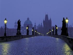 Paseando por Praga