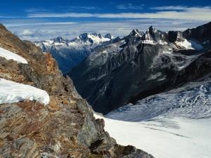 Glacial Illecillewaet (Canadá)