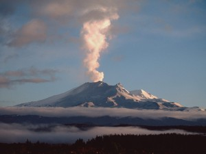 Volcán Ruapehu (Nueva Zelanda)