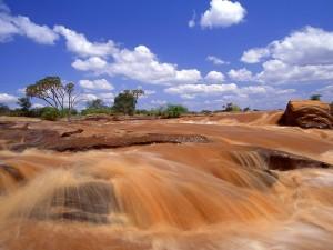 Río Athi-Galana (Kenia)