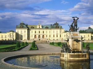 Palacio de Drottningholm (Estocolmo, Suecia)