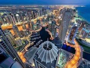 Rascacielos en Dubai
