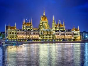 Parlamento de Busdapest