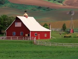 Rancho en los Estados Unidos