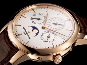 Moda y estilo en un reloj Vacheron Constantin