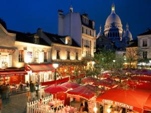 Place du Tertre (París, Francia)