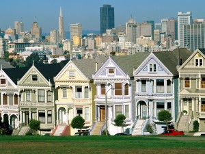 Alamo Square, San Francisco