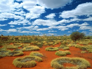 Pequeño Desierto Arenoso (Australia)