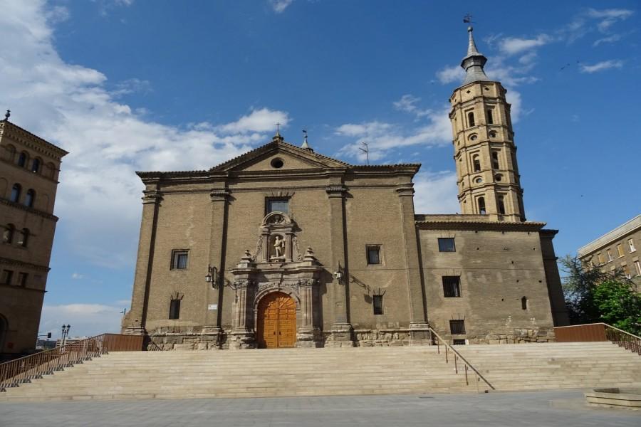 Iglesia de San Juan de los Panetes (Zaragoza)