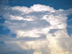 Nubes espesas