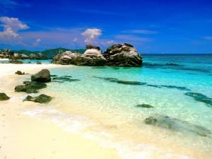 Playa en Phuket (Tailandia)