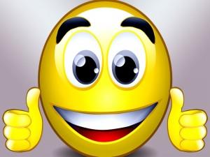 Smile sonriente