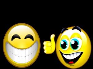 Divertidos y sonrientes smileys