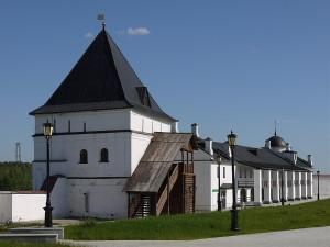 Kremlin de Rostov, en la ciudad de Rostov