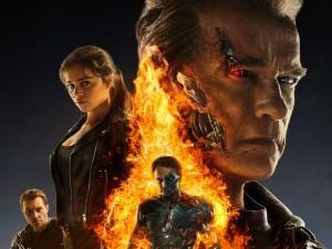 "Arnold Schwarzenegger en ""Terminator Genesis"""