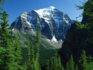 Monte Temple (Alberta, Canadá)