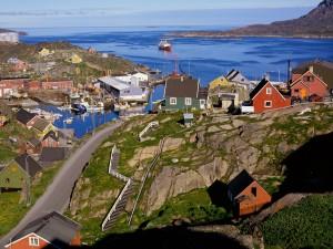 Sisimiut (Groenlandia)