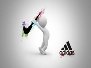 Nike contra Adidas