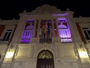 Noche en el Palacio de la Diputación de Ciudad Real