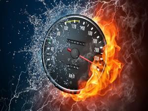 Potencia de velocidad