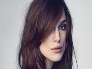 El rostro de Keira Knightley