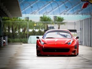 Un bonito Ferrari