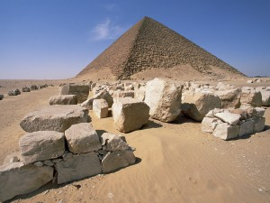 Pirámide Roja (Dahshur, Egipto)