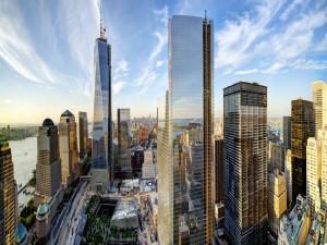 Edificios de la ciudad de Nueva York