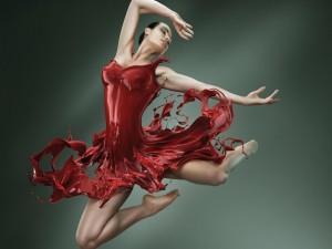 Excelente bailarina