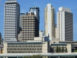 Rascacielos en Brisbane (Australia)