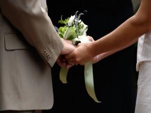 Romántica boda