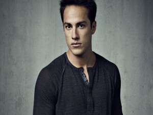 El actor Michael Trevino