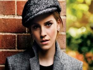 La guapa Emma Watson
