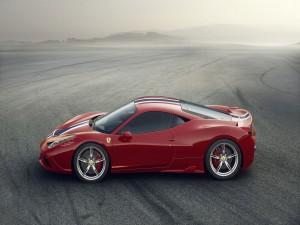 Un Ferrari 458 Speciale
