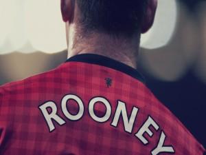 Wayne Rooney jugador del Manchester