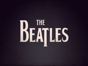 "Logo de ""The Beatles"""