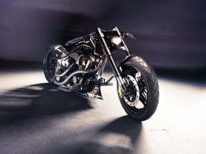 Bonita moto Hamann Soltador