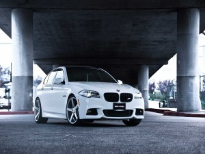 BMW Vossen Wheels
