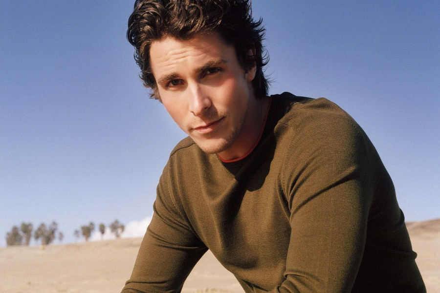 El actor británico Christian Bale