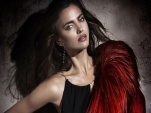 La guapa modelo Irina Shayk
