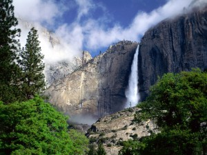 Salto Yosemite (Parque Nacional de Yosemite)